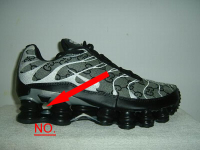 DO NOT WEAR THIS SHOE DESIGN TO YOUR WORKOUTS!